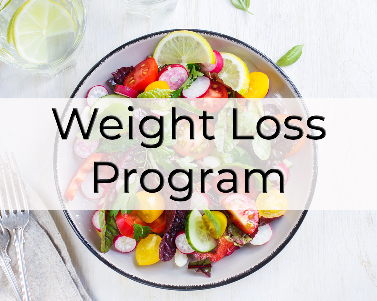 Madame Foodie Weight Loss Program